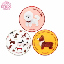 ETUDE HOUSE Cushion Case 1ea [Lucky Puppy Collection]